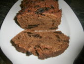 Миниатюра к статье Постный кофейный пирог с черносливом
