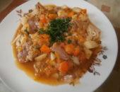Миниатюра к статье Лагман – суп из баранины или блюдо на второе