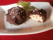 Миниатюра к статье Домашние конфеты Баунти