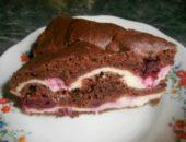 Шоколадный трюфельный торт рецепт