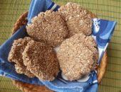 Миниатюра к статье Творожно-овсяное печенье
