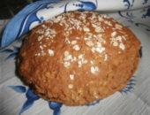 Миниатюра к статье Домашний цельнозерновой хлеб
