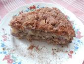 Миниатюра к статье Ягодный пирог из геркулеса
