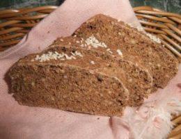 Миниатюра к статье Домашний ржаной хлеб