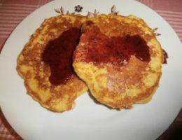 Миниатюра к статье Вкусные оладьи без сахара и муки