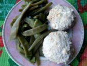 Миниатюра к статье Сочные куриные котлеты с кабачками и рисом