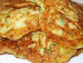 Миниатюра к статье Как приготовить кабачковые оладьи