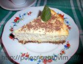 Миниатюра к статье Необычный десерт: пудинг из яблок и кабачка