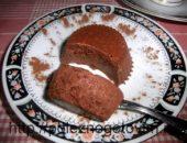 Миниатюра к статье Диетический десерт из шоколада