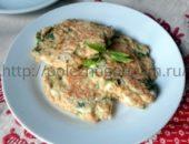 Миниатюра к статье Вкусные оладьи из кабачков с болгарским перцем и луком