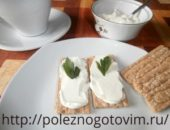 Миниатюра к статье Как сделать домашний сыр
