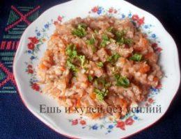 Миниатюра к статье Лаханоризо или тушеная капуста с рисом