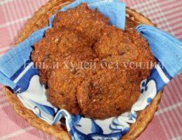 Миниатюра к статье Морковное печенье с апельсином и сухофруктами — полезное лакомство без сахара