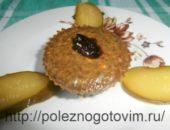 Миниатюра к статье Жареная печень с тыквой и яблоками