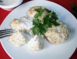 Миниатюра к статье Нежные куриные котлеты в духовке с кабачком или тыквой