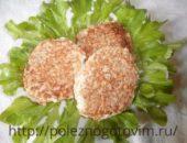 Миниатюра к статье Овсяные котлеты – вкусное диетическое блюдо