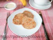 Миниатюра к статье Вкусные морковные оладьи с сыром