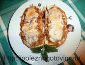 Миниатюра к статье Горячие бутерброды с сыром и яблоком