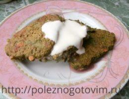 Миниатюра к статье Зеленые оладьи – необычный рецепт из брокколи
