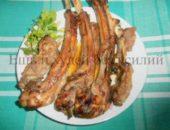 Миниатюра к статье Свиные ребрышки, тушеные с овощами
