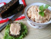 Миниатюра к статье Универсальный рецепт с горбушей: рыбное масло для бутербродов