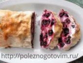 Миниатюра к статье Запеченный йогурт – удивительно вкусный и полезный завтрак!