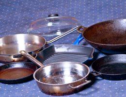 Миниатюра к статье Как сделать антипригарное покрытие для посуды