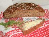 Миниатюра к статье Творожный хлеб из ржаной муки