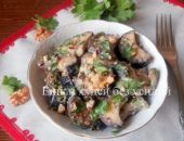 Миниатюра к статье Простое и вкусное блюдо из баклажанов для вашего здоровья