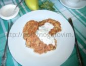 Миниатюра к статье Кабачково – овсяные оладьи – вкусный и полезный завтрак