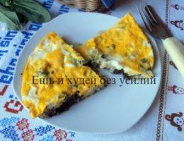Миниатюра к статье Мега полезный завтрак: яйца с щавелем и луком