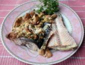 Миниатюра к статье Сливочно — грибной соус