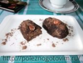 Миниатюра к статье Заварное пирожное Картошка из печенья