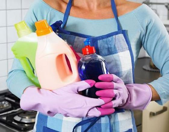 Чем безопасно мыть посуду?