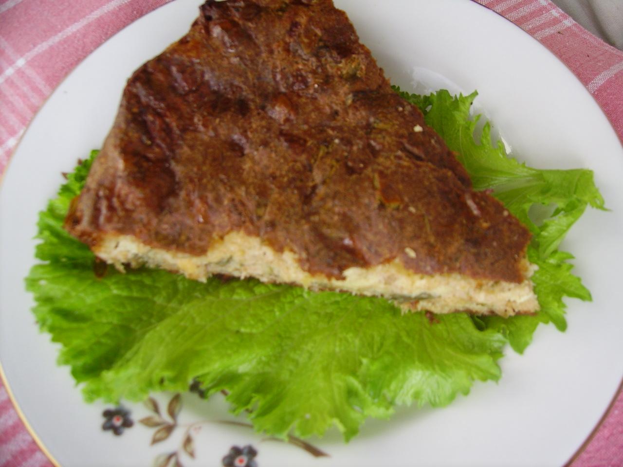 Миниатюра к статье Закусочный пирог