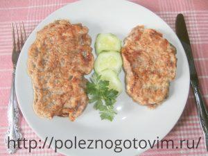 Миниатюра к статье Куриное филе в кляре – быстрый и вкусный ужин
