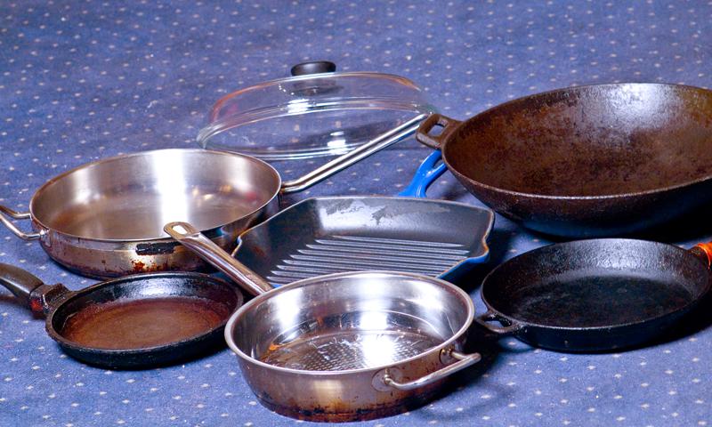 Миниатюра к статье Как выбрать сковороду