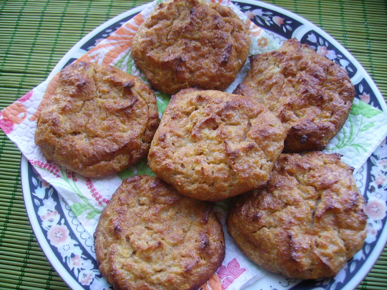 рецепт печенья из творога