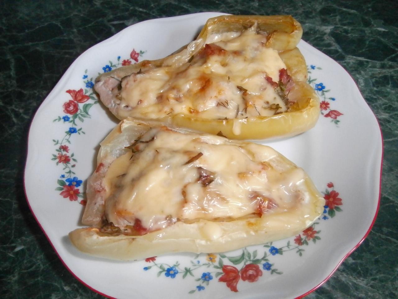 Миниатюра к статье Фаршированный перец в духовке для ленивых