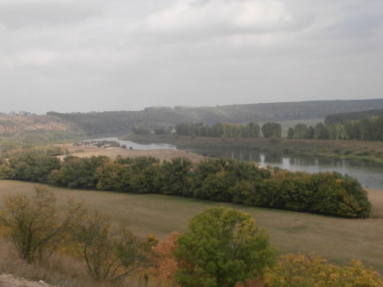 Вид с Кудыкиной горы