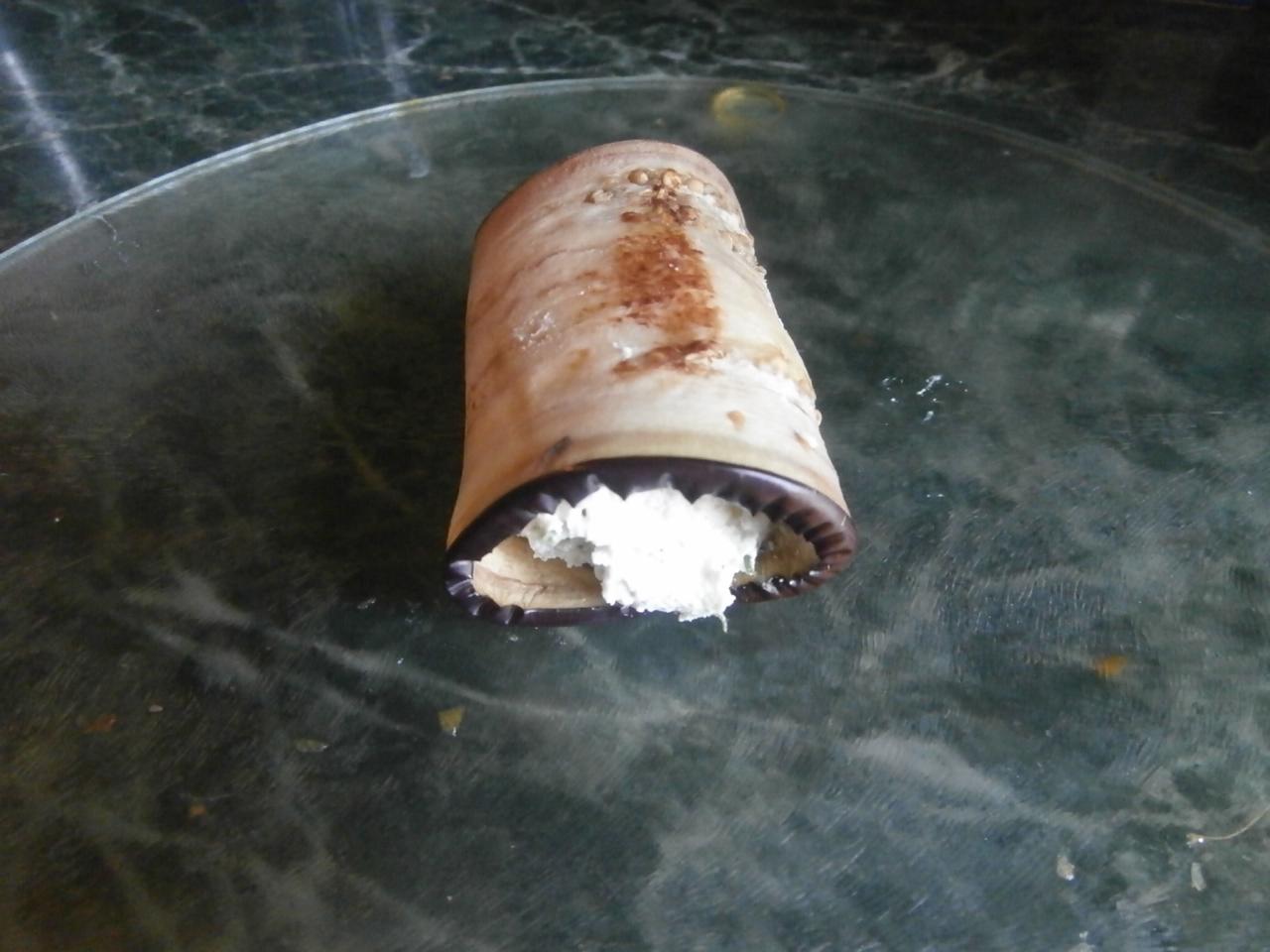 закуска из баклажанов