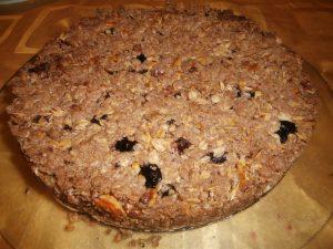 пирог из песочного теста