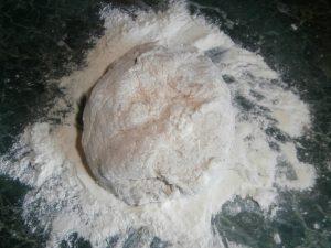 тесто для хачапури