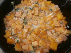 диетическое блюдо из тыквы