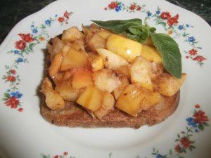 Миниатюра к статье Французские тосты с яблоками