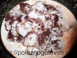 как вкусно приготовить печень