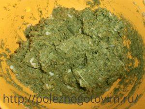 рецепт из брокколи