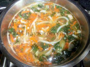 быстрый суп
