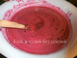 Варенье - желе из черной смородины
