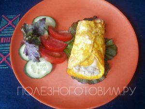 Миниатюра к статье Ленивый бризоль из вчерашней котлеты: быстрое блюдо на ужин. Семья в восторге…